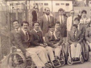 Participantes en los JJPP de 1980